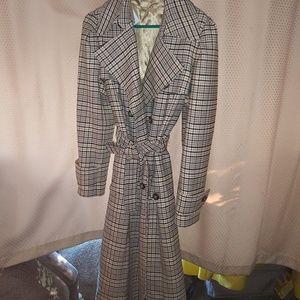 Michael Kors long dress coat.